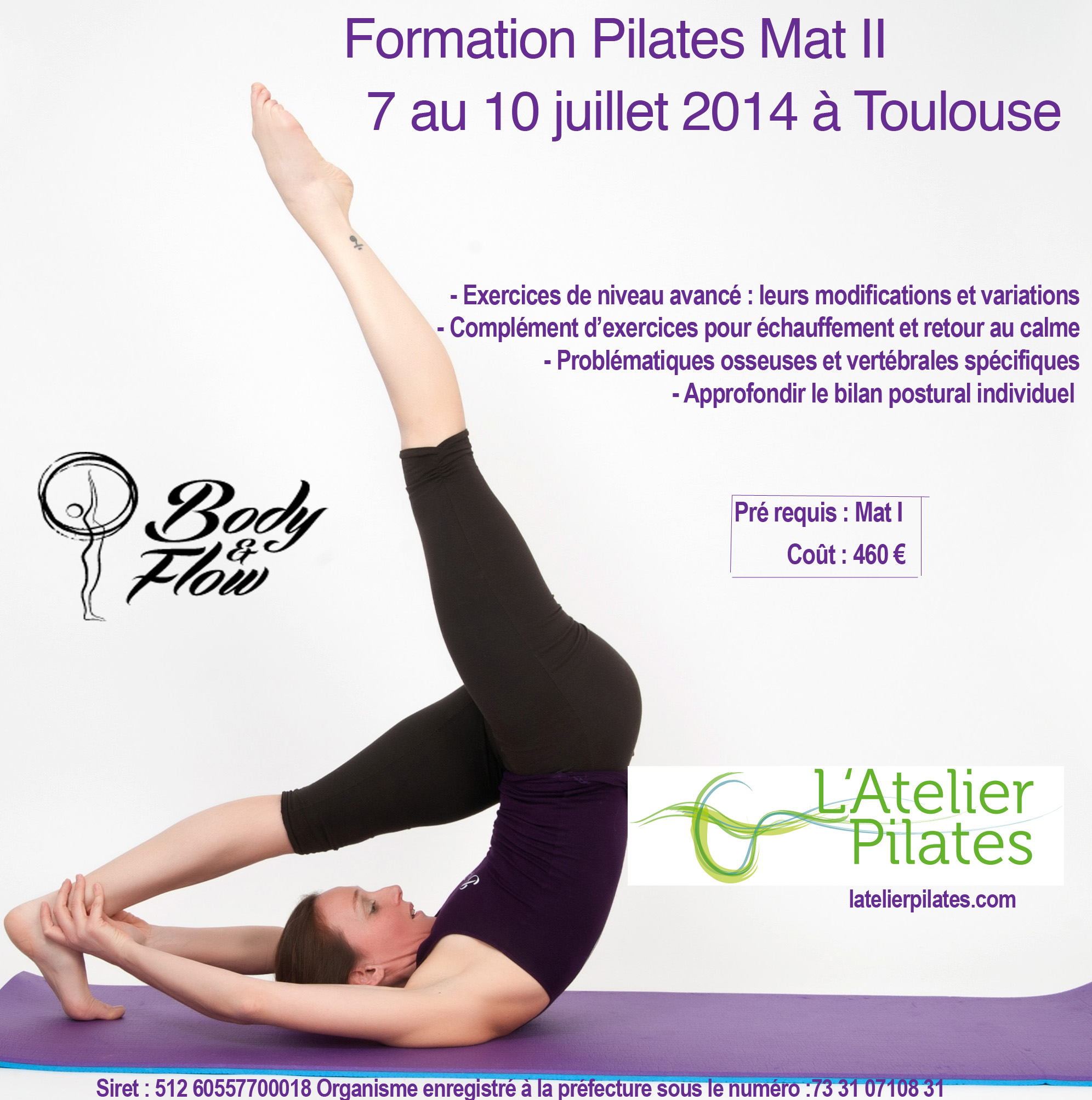 Formation Mat II Body And Flow
