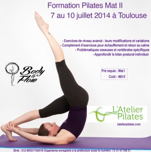 Flyer Pilates mat II